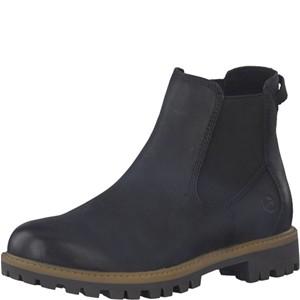 Tamaris-Schuhe-Stiefelette-NAVY-Art.:1-1-25401-21/805