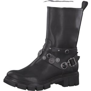 Tamaris-Schuhe-Stiefelette-BLACK-Art.:1-1-25408-21/001