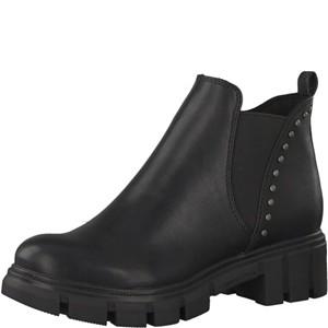 Tamaris-Schuhe-Stiefelette-BLACK-Art.:1-1-25413-21/001