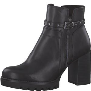 Tamaris-Schuhe-Stiefelette-BLACK-Art.:1-1-25424-21/001