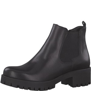 Tamaris-Schuhe-Stiefelette-BLACK--Art.:1-1-25435-21/003
