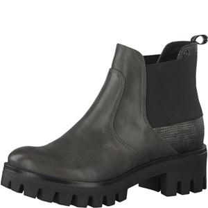 Tamaris-Schuhe-Stiefelette-ANTHR/PLAT.STR-Art.:1-1-25441-21/230