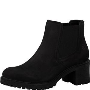 Tamaris-Schuhe-Stiefelette-BLACK-Art.:1-1-25447-21/001