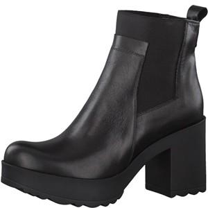 Tamaris-Schuhe-Stiefelette-BLACK-Art.:1-1-25463-21/001