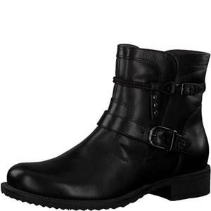 Tamaris-Schuhe-Stiefelette-BLACK-Art.:1-1-25464-21/001