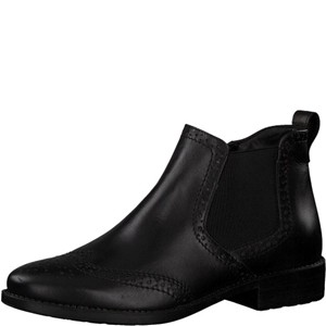 Tamaris-Schuhe-Stiefelette-BLACK--Art.:1-1-25493-21/003