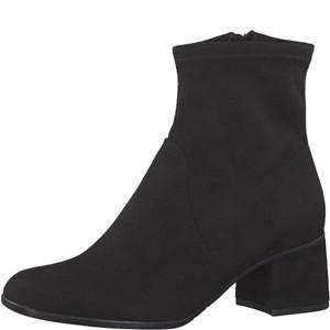 Tamaris-Schuhe-Stiefelette-BLACK-Art.:1-1-25945-21/001