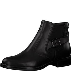 Tamaris-Schuhe-Stiefelette-BLACK-Art.:1-1-25002-21/001
