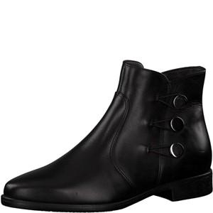 Tamaris-Schuhe-Stiefelette-BLACK-Art.:1-1-25007-21/001