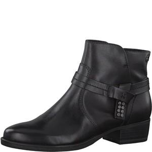 Tamaris-Schuhe-Stiefelette-BLACK-Art.:1-1-25017-21/001