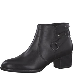 Tamaris-Schuhe-Stiefelette-BLACK-Art.:1-1-25033-21/001