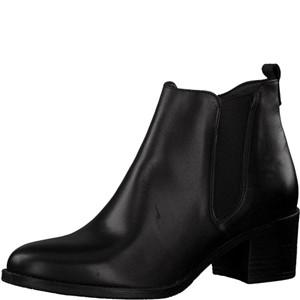 Tamaris-Schuhe-Stiefelette-BLACK-Art.:1-1-25043-21/001