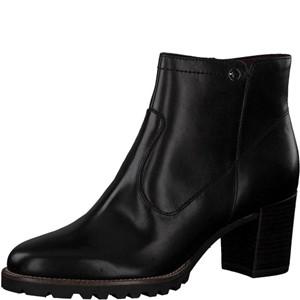 Tamaris-Schuhe-Stiefelette-BLACK-Art.:1-1-25062-21/001