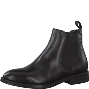 Tamaris-Schuhe-Stiefelette-BLACK-Art.:1-1-25087-21/001