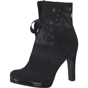 Tamaris-Schuhe-Stiefelette-BLACK-Art.:1-1-25104-21/001