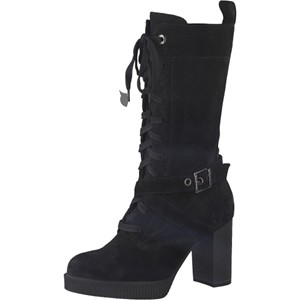 Tamaris-Schuhe-Stiefelette-BLACK-Art.:1-1-25105-21/001