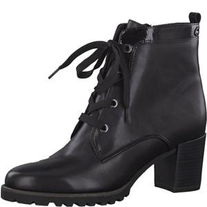 Tamaris-Schuhe-Stiefelette-BLACK-UNI-Art.:1-1-25106-21/007