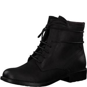 Tamaris-Schuhe-Stiefelette-BLACK-Art.:1-1-25111-21/001
