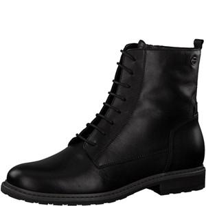 Tamaris-Schuhe-Stiefelette-BLACK--Art.:1-1-25125-21/003