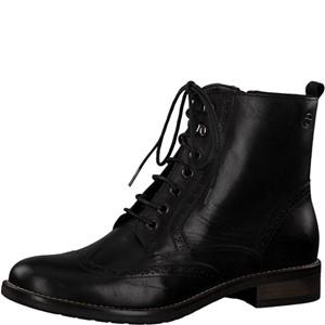 Tamaris-Schuhe-Stiefelette-BLACK-Art.:1-1-25126-21/001