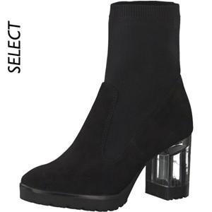 Tamaris-Schuhe-Stiefelette-BLACK-Art.:1-1-25304-21/001-MO