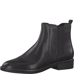 Tamaris-Schuhe-Stiefelette-BLACK-Art.:1-1-25307-21/001
