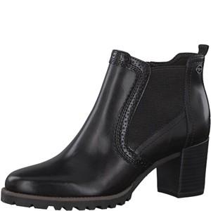 Tamaris-Schuhe-Stiefelette-BLACK-Art.:1-1-25308-21/001