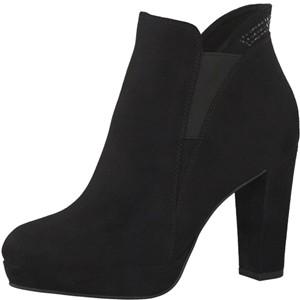Tamaris-Schuhe-Stiefelette-BLACK-Art.:1-1-25323-21/001