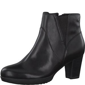 Tamaris-Schuhe-Stiefelette-BLACK-UNI-Art.:1-1-25324-21/007