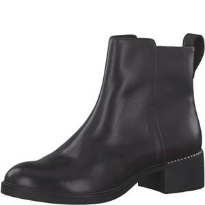 Tamaris-Schuhe-Stiefelette-BLACK-Art.:1-1-25335-21/001