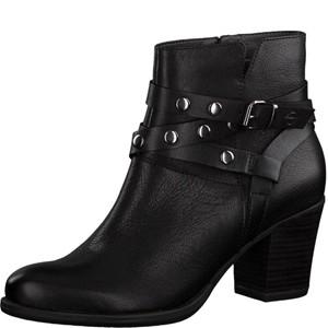Tamaris-Schuhe-Stiefelette-BLACK-Art.:1-1-25340-21/001