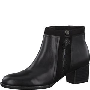 Tamaris-Schuhe-Stiefelette-BLACK-Art.:1-1-25344-21/001