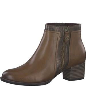 Tamaris-Schuhe-Stiefelette-MAROON-Art.:1-1-25344-21/339