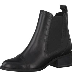 Tamaris-Schuhe-Stiefelette-BLACK-Art.:1-1-25352-21/001