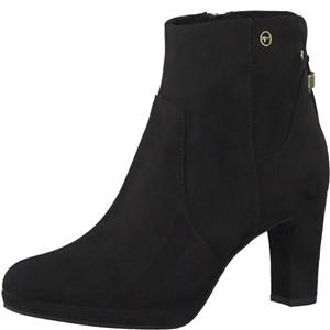 Tamaris-Schuhe-Stiefelette-BLACK-Art.:1-1-25369-21/001