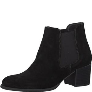Tamaris-Schuhe-Stiefelette-BLACK-Art.:1-1-25381-21/001