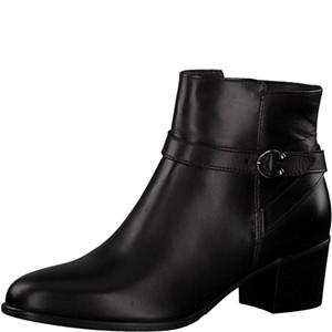 Tamaris-Schuhe-Stiefelette-BLACK-UNI-Art.:1-1-25390-21/007