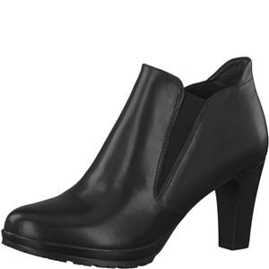 Tamaris-Schuhe-Stiefelette-BLACK-Art.:1-1-25395-21/001