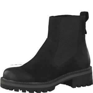 Tamaris-Schuhe-Stiefelette-BLACK-Art.:1-1-25415-21/001