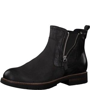 Tamaris-Schuhe-Stiefelette-ANTHRACITE-COM-Art.:1-1-25426-21/234