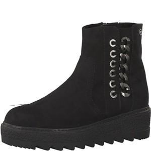 Tamaris-Schuhe-Stiefelette-BLACK-Art.:1-1-25428-21/001