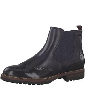 Tamaris-Schuhe-Stiefelette-NAVY-Art.:1-1-25437-21/805