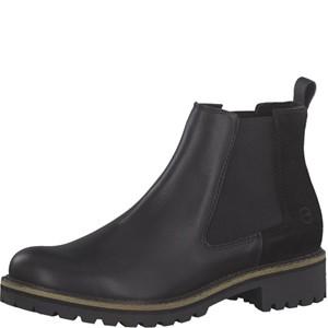 Tamaris-Schuhe-Stiefelette-BLACK-COMB-Art.:1-1-25457-21/098