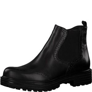 Tamaris-Schuhe-Stiefelette-BLACK-Art.:1-1-25459-21/001