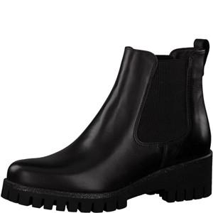 Tamaris-Schuhe-Stiefelette-BLACK--Art.:1-1-25461-21/003