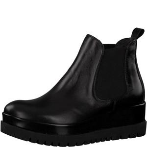 Tamaris-Schuhe-Stiefelette-BLACK-Art.:1-1-25462-21/001