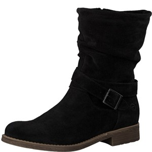 Tamaris-Schuhe-Stiefelette-BLACK-Art.:1-1-25488-21/001
