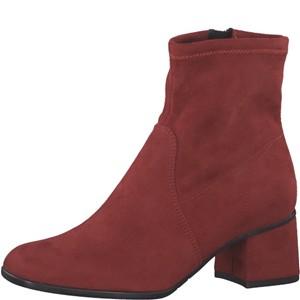 Tamaris-Schuhe-Stiefelette-LIPSTICK-Art.:1-1-25945-21/515