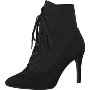 Tamaris-Schuhe-Stiefelette-BLACK-Art.:1-1-25102-31/001