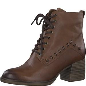 Tamaris-Schuhe-Stiefelette-COGNAC-Art.:1-1-25001-31/305